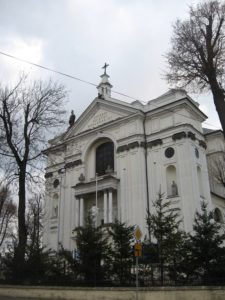 Kościół w Rokitnie